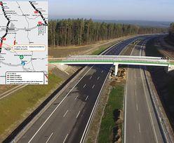Budowa dróg. Ekspresowo miedzy Warszawą, Kielcami a Krakowem. Trasa oddana przed terminem