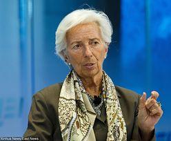 Christine Lagarde ma zastąpić Draghiego. Oto przyszła szefowa EBC