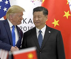 Cła USA na Chiny. Waszyngton na razie utrzymuje taryfy, ale podpisze porozumienie z Pekinem