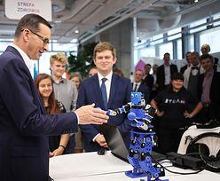 PFR otwiera Centralny Dom Technologii. Premier mówi o przedsiębiorczym państwie