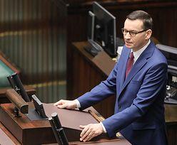 """""""Trzynastki"""" w Sejmie. Premier Morawiecki: wypłaty co rok"""
