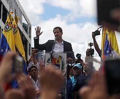 Przewrót w kraju z największymi rezerwami ropy na świecie. Maduro zrywa stosunki z USA