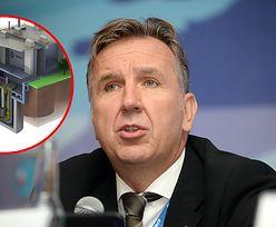 Michał Sołowow chce postawić małą elektrownię atomową. To technologia, która dopiero raczkuje