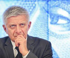 Zarobki w NBP nie oburzają prof. Marka Belki. W money.pl mówi, kto u niego zarabiał najwięcej