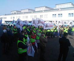 Strajk polskich pracowników Airbusa. Żądają podwyżek