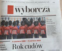 """""""Gazeta Wyborcza"""" z nową makietą i czcionką. Debiut w rocznicę wyborów 4 czerwca"""