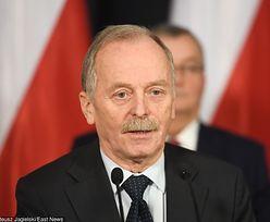 Marek Chodkiewicz podał się do dymisji. Powodem zastopowana przez Kaczyńskiego ustawa