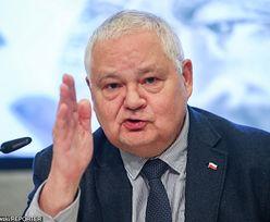 Afera KNF. Prezes Glapiński zaprzecza, aby znał i rekomendował radcę Kowalczyka do GPW