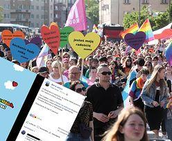 Ben&Jerry's poparł paradę równości. Burza w sieci, groźby bojkotu