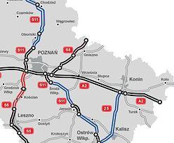 Obwodnica Poznania będzie rozbudowywana. Kierowców czeka horror