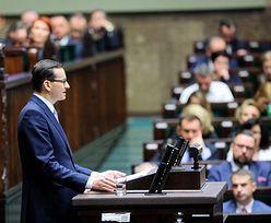 Expose premiera. Ekspert: zmiana konstytucji może być potrzebna