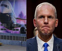 Prezes Boeinga odchodzi. Spore zmiany w zarządzie