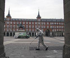 Koronawirus. Hiszpania zamyka hotele i przekształca je w punkty medyczne