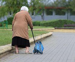 Samotni, biedni, bez opieki. Senat słucha raportu o polskich seniorach