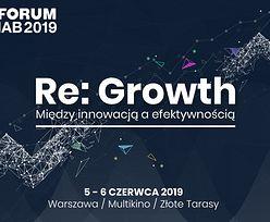 Re: Growth. Między innowacją a efektywnością. Znamy pierwszych prelegentów i tematy wystąpień Forum IAB 2019
