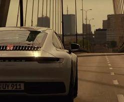 Warszawa w reklamie Porsche. Takiej stolicy jeszcze nie widzieliście