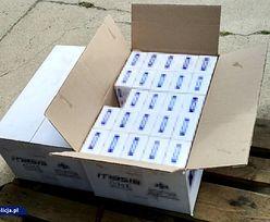 Przemyt 15 mln papierosów. Celnicy wykryli go w Gdańsku
