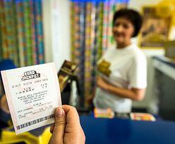 Rekordowa wygrana w Eurojackpot. Szczęśliwiec odebrał bajeczną kwotę