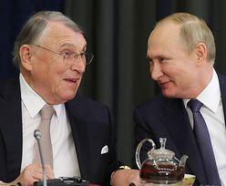 Nord Stream 2 na ukończeniu. Putin mówi, co dalej z tranzytem przez Ukrainę