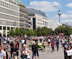 Niemcy rekordowo zaludnione. Dzięki imigrantom