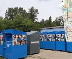 Wrocław ma pomysł na walkę z nielegalnymi kontenerami. Sprawdzisz, czy odzież naprawdę trafi do potrzebujących