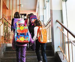 Wypadki w szkołach zdarzają się częściej niż myślisz. Zobacz najnowsze dane.