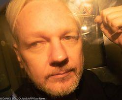 Assange spędzi 50 tygodni w więzieniu