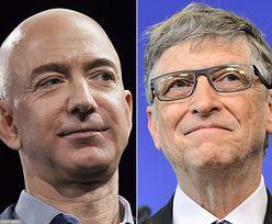 Największy bogacz zbiedniał w 2019 roku. Bill Gates goni Jeffa Bezosa