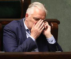Zrównoważony budżet wisi na włosku. Jarosław Gowin poczuł się silny i wyrzuca jeden z pomysłów PiS do kosza