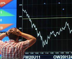 Akcje Lotosu z hukiem spadają ze szczytu. W tle zatrzymanie byłego prezesa