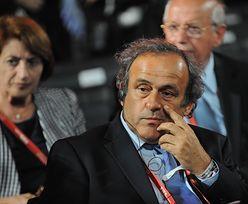 Michel Platini zatrzymany. Były prezydent UEFA ma być zamieszany w korupcję
