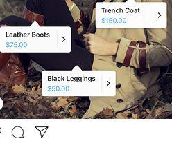 """E-sklepy do lamusa, zastąpi je Instagram. """"Zakupy zrobimy przy pomocy trzech kliknięć"""""""