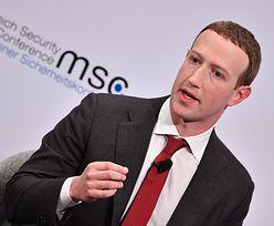 """Facebook może słono zapłacić. Zuckerberg: """"rozumiem frustrację"""""""