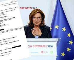 Małgorzata Kidawa-Błońska kandydatką na premiera. Przejrzeliśmy jej oświadczenie majątkowe