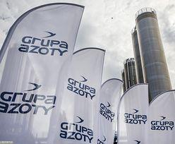 Grupa Azoty zaczyna wielką inwestycje. Powstaną Polimery Police
