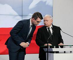 """Wystąpienie prezesa Kaczyńskiego. Padło słowo """"kryzys"""""""