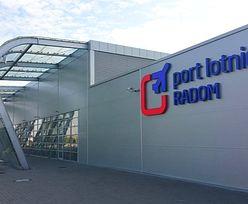 Lotnisko w Radomiu na budowę terminala jeszcze poczeka. Jest kolejne odwołanie