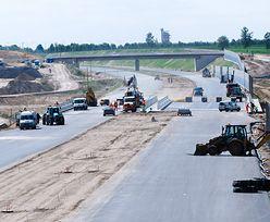Przebudowa drogi krajowej na autostradę. Jest ośmiu chętnych