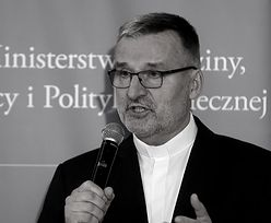 """Zmarł ks. Stanisław Jurczuk, członek Narodowej Rady Rozwoju. """"Człowiek silnej wiary i silnej woli"""""""