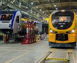 Pesa bierze się do pracy. Kolejne pociągi w drodze do Włoch, wkrótce ruszy też budowa tramwajów