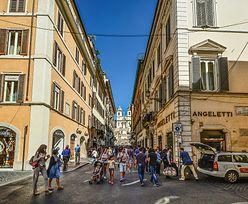Koronawirus z Chin. W Rzymie kwitnie czarny rynek maseczek ochronnych