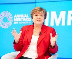 Nowa szefowa MFW nie ma wątpliwości. Świat stoi u progu kryzysu