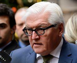 """Reparacje wojenne. Prezydent Niemiec mówi wyraźne """"nie"""""""