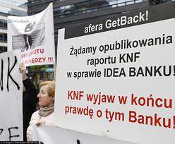 Afera GetBack. KNF odpowiada na krytykę ze strony NIK