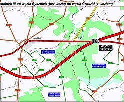 W 2024 r. dojedziemy autostradą do Białej Podlaskiej, zapowiedział minister infrastruktury