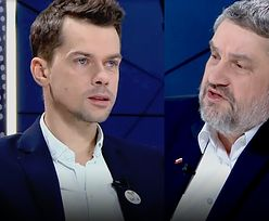 Protest rolników. Ardanowski atakuje, Kołodziejczak odpowiada. Poszło o rozsypane jabłka