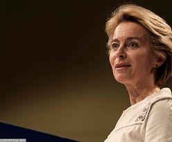 Cięcia w budżecie UE. Ursula von der Leyen zaniepokojona