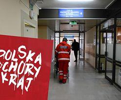 """""""Polska to chory kraj"""". Lekarze mają dość bezczynności polityków"""