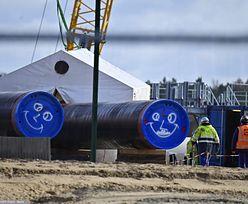 Nord Stream 2 na celowniku. USA grożą sankcjami zaangażowanej spółce