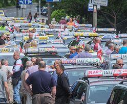 Protest taksówkarzy. Blokada lotnisk, jeśli dojdzie do fiaska negocjacji